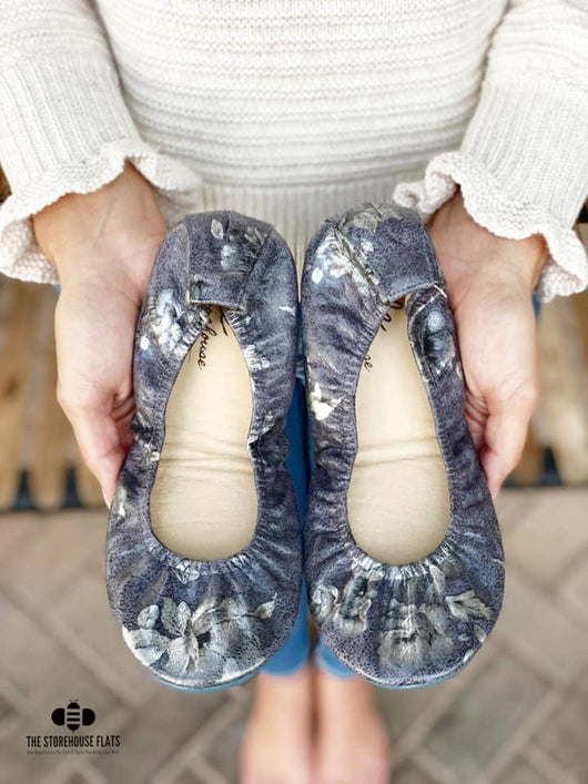 IN STOCK Storehouse Flats EXCLUSIVE LIMITED EDITION Antique Floral