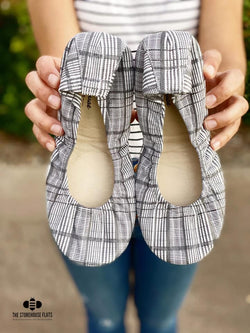 IN STOCK Storehouse Flats EXCLUSIVE LIMITED EDITION Practically Plaid