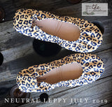 IN STOCK Storehouse Flats EXCLUSIVE LIMITED EDITION Neutral Leppy