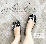 IN STOCK Storehouse Flats EXCLUSIVE LIMITED EDITION Safari Shine