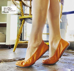 IN STOCK Storehouse Flats EXCLUSIVE LIMITED EDITION Pumpkin Spice