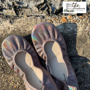 IN STOCK Storehouse Flats EXCLUSIVE LIMITED EDITION Rainbow Bronze