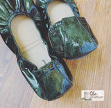 IN STOCK Storehouse Flats EXCLUSIVE LIMITED EDITION Evergreen Patent