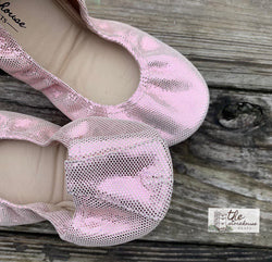 IN STOCK Storehouse Flats EXCLUSIVE LIMITED EDITION Blush Shimmer