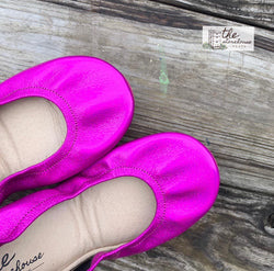 IN STOCK Storehouse Flats EXCLUSIVE LIMITED EDITION Rainbow Fuschia