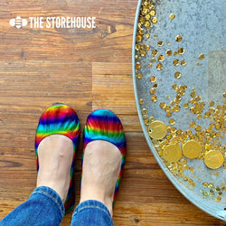 IN STOCK Storehouse Flats EXCLUSIVE LIMITED EDITION  Rainbow