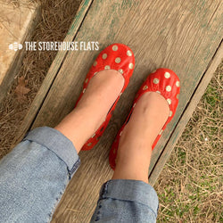 IN STOCK Storehouse Flats EXCLUSIVE LIMITED EDITION  Vintage Vacation