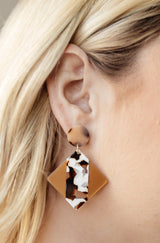 Marble Dreams Earrings
