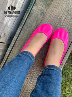 IN STOCK Storehouse Flats EXCLUSIVE LIMITED EDITION Neon Pink