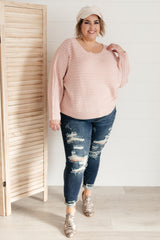 Cozy and Chic Dressed in Pink