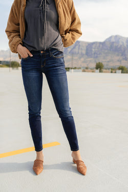 Judy Blue Tall Dark And Fashionable Jeans