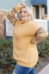 Lemon And Spice Sweater