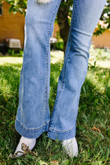 Judy Blue Beware The Flare Jeans