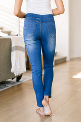 Medium Wash Jessie Just Right Jeggings