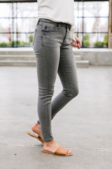 KanCan Night Or Day Gray Jeans