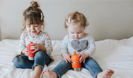3 Reasons to Choose Non-Plastic Sippy Cups