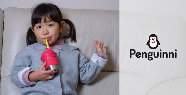 Penguinni Sippy Cups are reusable-straw friendly!