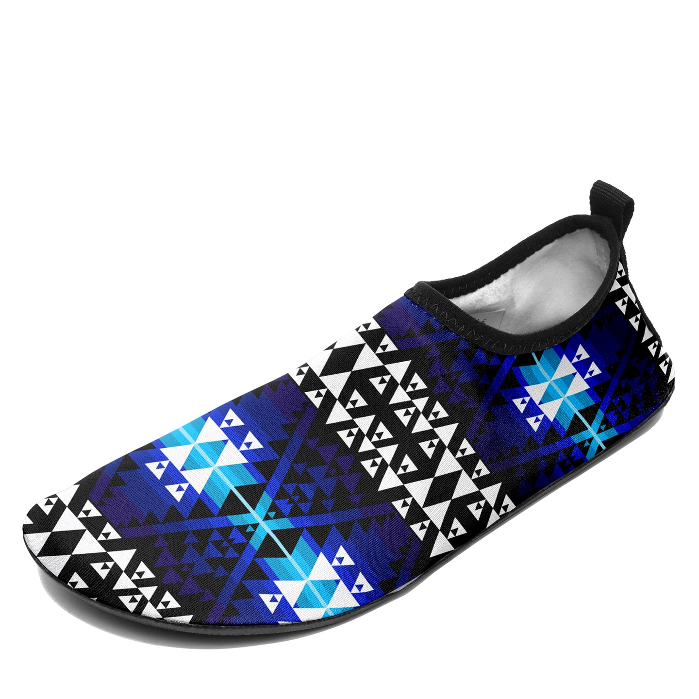 Writing on Stone Night Watch Sockamoccs Slip On Shoes
