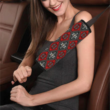 Four Directions Car Seat Belt Cover 7''x12.6''