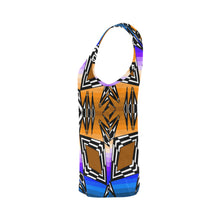Prairie Fire Afternoon All Over Print Tank Top for Women (Model T43) - 49 Dzine
