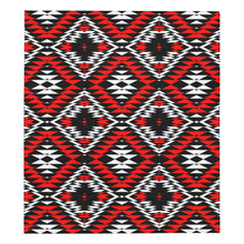 Taos Wool Quilted Blanket