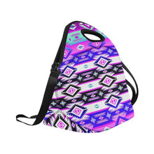 Adobe Dance Neoprene Lunch Bag/Large (Model 1669) Neoprene Lunch Bag/Large (1669) e-joyer