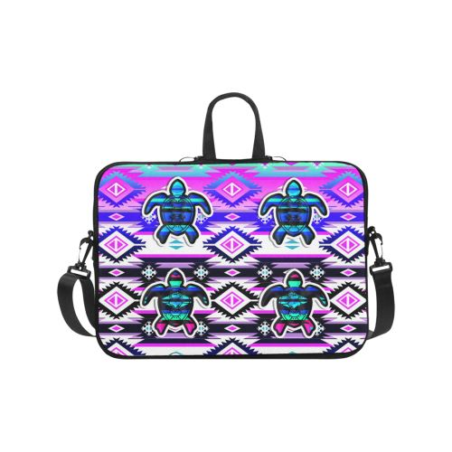 Adobe Dance Turtle Laptop Handbags 17