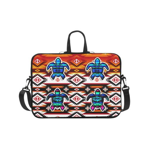 Adobe Fire Turtle Colored Laptop Handbags 17