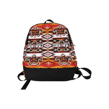 Adobe Fire Turtle2 Fabric Backpack for Adult (Model 1659) Casual Backpack for Adult (1659) e-joyer