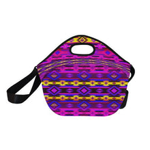 Adobe Hunt Neoprene Lunch Bag/Large (Model 1669) Neoprene Lunch Bag/Large (1669) e-joyer