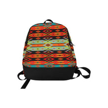 Adobe Kiva Fabric Backpack for Adult (Model 1659) Casual Backpack for Adult (1659) e-joyer