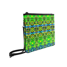 Adobe-Nature-Turtle Slim Clutch Bag (Model 1668) Slim Clutch Bags (1668) e-joyer
