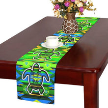 Adobe Nature Turtle Table Runner 16x72 inch Table Runner 16x72 inch e-joyer