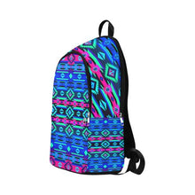 Adobe Sunset Fabric Backpack for Adult (Model 1659) Casual Backpack for Adult (1659) e-joyer