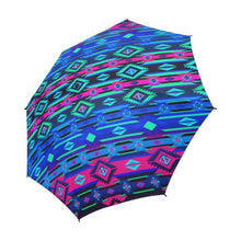 Adobe Sunset Semi-Automatic Foldable Umbrella Semi-Automatic Foldable Umbrella e-joyer