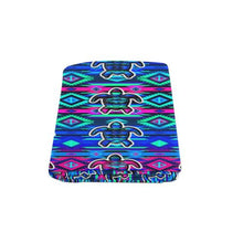 "Adobe Sunset Turtle Blanket 58""x80"" Blanket 58""x80"" e-joyer"