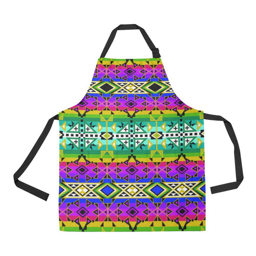 After the Northwest Rain All Over Print Apron All Over Print Apron e-joyer