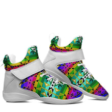 After the Northwest Rain Kid's Ipottaa Basketball / Sport High Top Shoes 49 Dzine