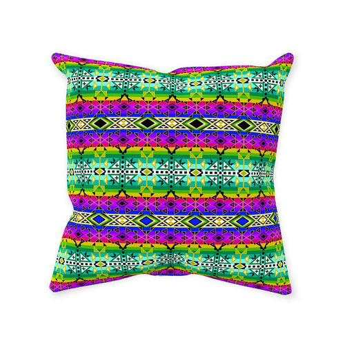After the Northwest Rain Throw Pillows 49 Dzine Without Zipper Spun Polyester 14x14 inch