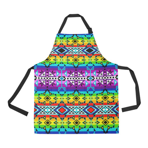 After the Rain All Over Print Apron All Over Print Apron e-joyer
