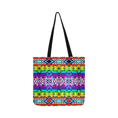 After the Rain Reusable Shopping Bag Model 1660 (Two sides) Shopping Tote Bag (1660) e-joyer