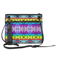 After the Rain Slim Clutch Bag (Model 1668) Slim Clutch Bags (1668) e-joyer