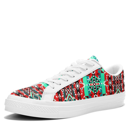 After the Southwest Rain Aapisi Low Top Canvas Shoes White Sole 49 Dzine