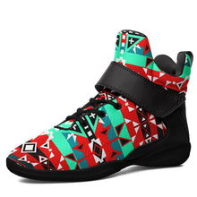 After the Southwest Rain Kid's Ipottaa Basketball / Sport High Top Shoes 49 Dzine US Child 12.5 / EUR 30 Black Sole with Black Strap