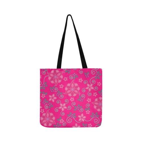 Berry Picking Pink Reusable Shopping Bag Model 1660 (Two sides) Shopping Tote Bag (1660) e-joyer