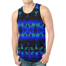 Between the Blue Ridge Mountains New All Over Print Tank Top for Men (Model T46) New All Over Print Tank Top for Men (T46) e-joyer