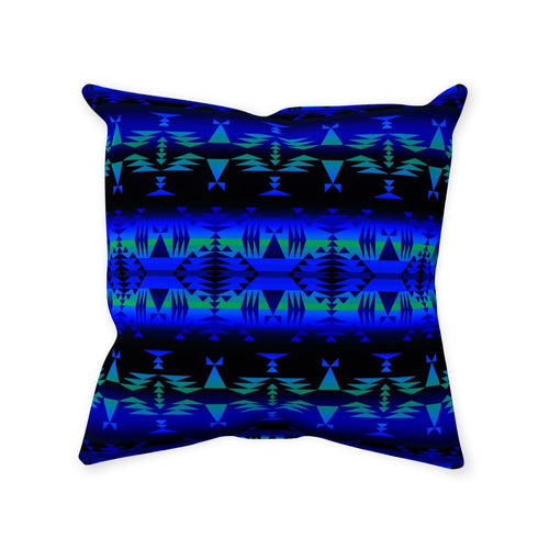 Between the Blue Ridge Mountains Throw Pillows 49 Dzine Without Zipper Spun Polyester 14x14 inch