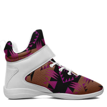 Between the Mountains Berry Ipottaa Basketball / Sport High Top Shoes - White Sole 49 Dzine