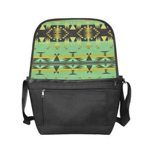 Between the Mountains Sage New Messenger Bag (Model 1667) New Messenger Bags (1667) e-joyer