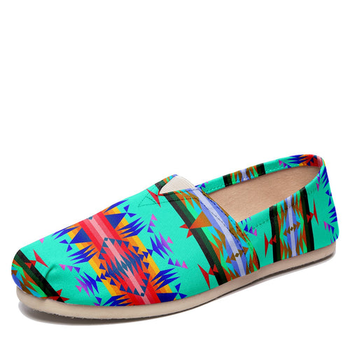 Between the Mountains Spring Casual Unisex Slip On Shoe Herman